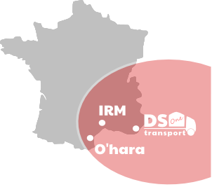 DS One Transport de Mobil Home intervient dans le var et sud est France